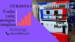 Harga Pom Mini Digital Bogor Hub 087778881466