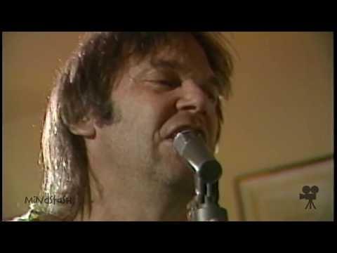 Neil Young, Stephen Stills, Richie Furay Buffalo Springfield Rehearsal 1986