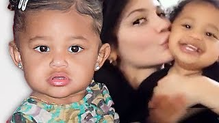Stormi Speaks To Kylie Jenner In New Viral Video