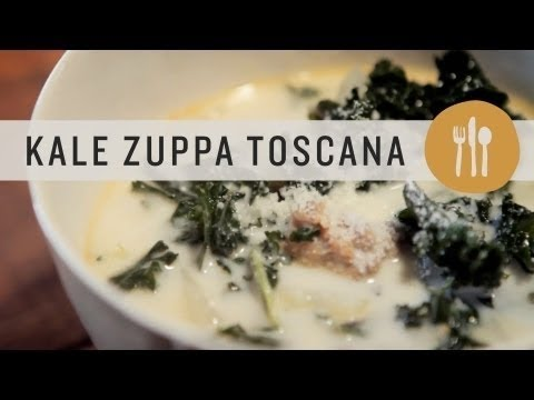Superfoods - Kale Zuppa Toscana