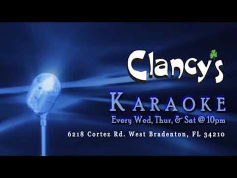 Karaoke at Clancy's