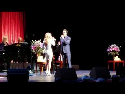 Jackie Evancho & Chris Mann - Say Something (Live in Concert)