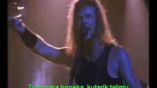 Metallica-Master Of Puppets (Indonesian Lyric)