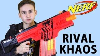 Nerf Rival Khaos 🔫| Magicbiber