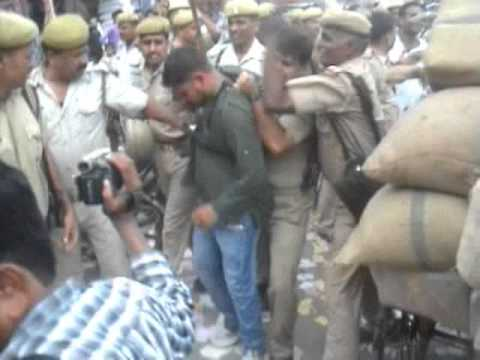 Brutal torture of young political leader Siddhant Jaiswal in Varanasi,India: Part 2