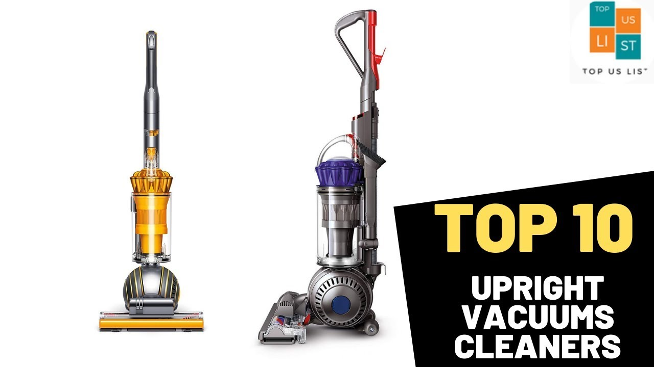 Best Upright Vacuum 2020.10 Best Upright Vacuum Cleaners To Buy In The Market 2020