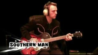 guitar lessons online Neil young southern man tab