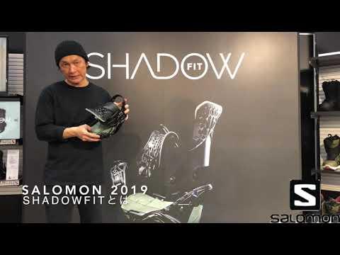 【サロモンスノーボード】SHADOWFITとは・・・?