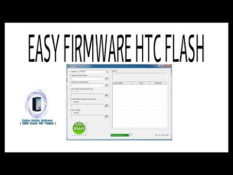 Firmware htc phone.