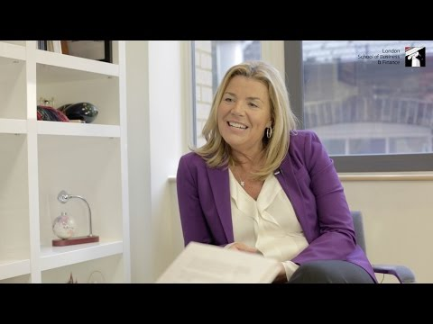 LSBF Great Minds Series: Amy McPherson, CEO Marriott Hotels, Europe