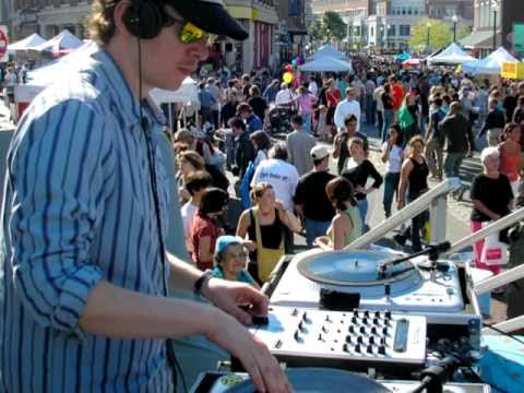 DJ C - Juced