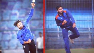 ankit sharma bowling|| left arm spinner||Syed Mustaq Ali Trophy 2021|| Ranji Trophy Player|| #ipl
