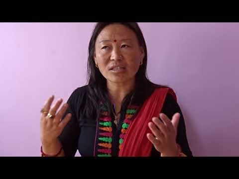 SABEETA RAI, Deputy Chief of Manebhanjyang Rural Municipality, Okhaldhunga District Nepal Provience