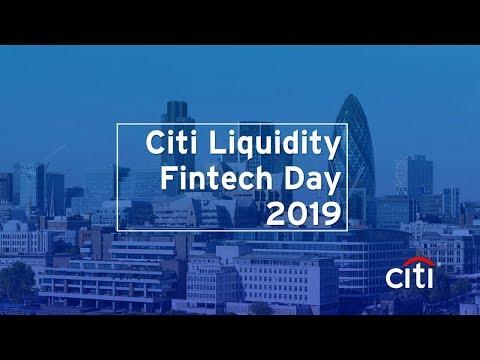 Citi Hosts 2019 Liquidity Fintech Day