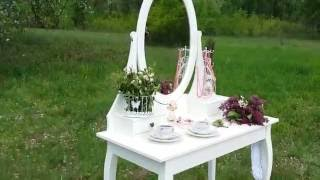 Свадьба в яблоневом цвете