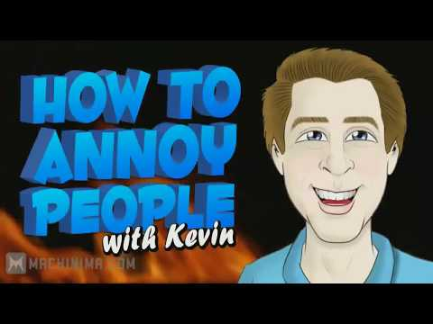 How To Annoy People   s02e07 Dishonorable Discharge