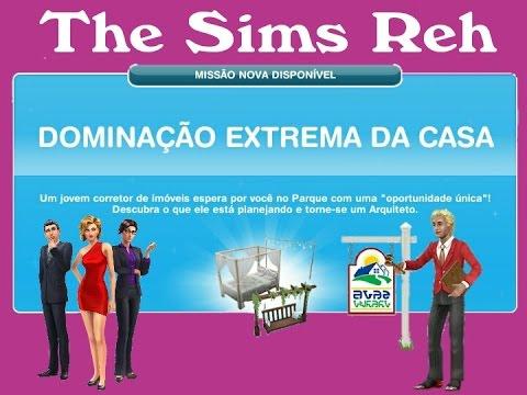 EVENTO: DOMINAÇÃO EXTREMA DA CASA.
