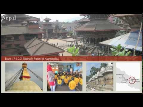 Népal - La minute du guide