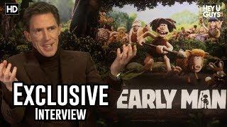 Rob Brydon - Early Man (Aardman) Exclusive Interview
