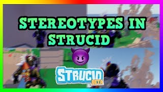 STRUCID PLAYER STEREOTYPES | (ROBLOX)