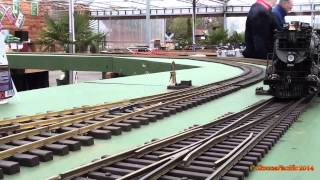 Repeat youtube video #444 On the tracks of GVGRC     2014 01 22