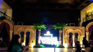 Fountain at Grand Indonesia Ramadan Wonders 2018 | Air Mancur Grand Indonesia Ramadhan Wonders 2018