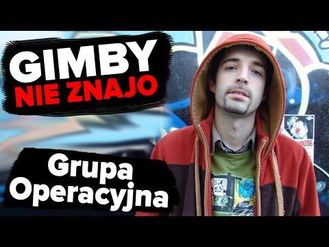 Grupa Operacyjna - pierwsze prawilne rapsy | GIMBY NIE ZNAJO #43