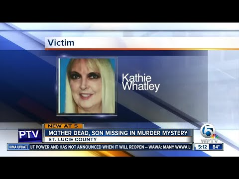 Murder mystery in St. Lucie County