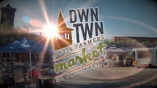 Downtown Art & Farmers Market | Only in El Paso | KCOS