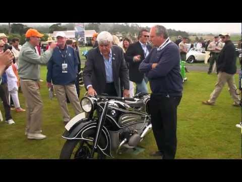Pebble Beach 2012: 1934 BMW R7 - Jay Leno's Garage