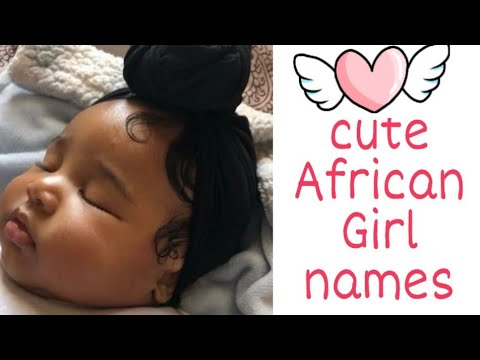 African girl names | Cultural African names for girls | Not English names!!