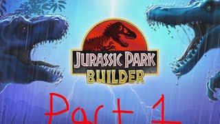 Jurassic Park Builder: Part 1 ~Zachary Harris