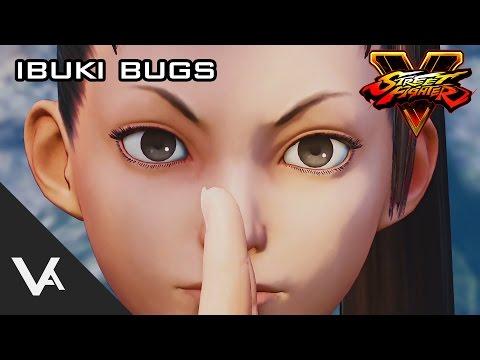 Street Fighter V News - Server Maintenance July 12th Due To Ibuki Bugs