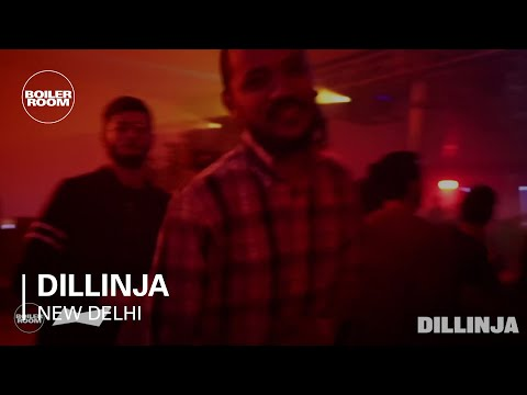 Dillinja Boiler Room BUDx New Delhi DJ Set