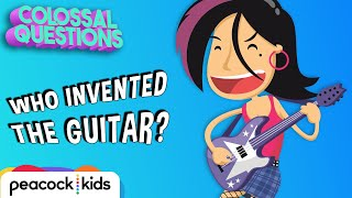 Who Invented the Guitar? | Trolls presents COLOSSAL QUESTIONS