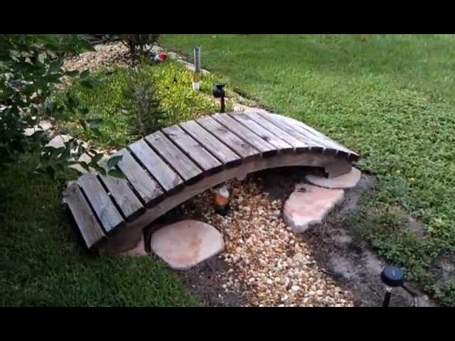 Garden Bridge With Free Plans You, Garden Bridges Plans