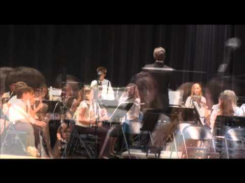 Bryantville Elementary School Bands and Orchestras, June 4, 2013