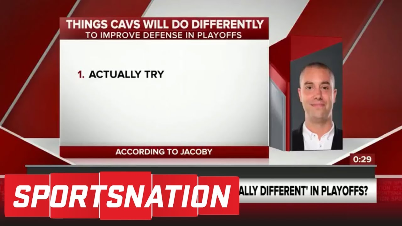 a four-step plan to improving the cavaliers' defense in the playoffs