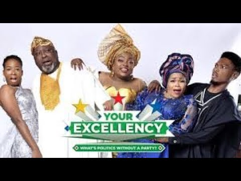 Download TOP DIGNITARIES CAME TO SUPPORT MO ABUDU FOR YOUR EXCELLENCY MOVIE PREMIERE