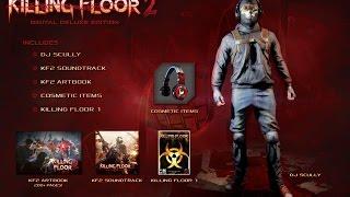 Killing Floor Digital Deluxe Edition