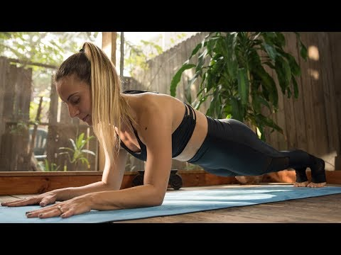 Plank Power Party: 25 Minute Yoga Practice to Create Strength