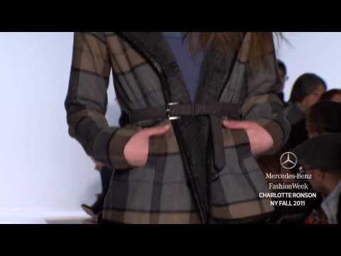 Charlotte Ronson  FALL 2011 COLLECTION, MERCEDES-BENZ FASHION WEEK