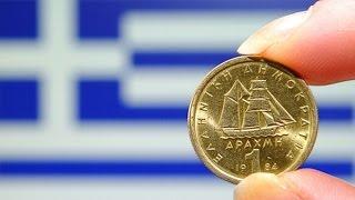 Will the Greek Drachma Make a Return?