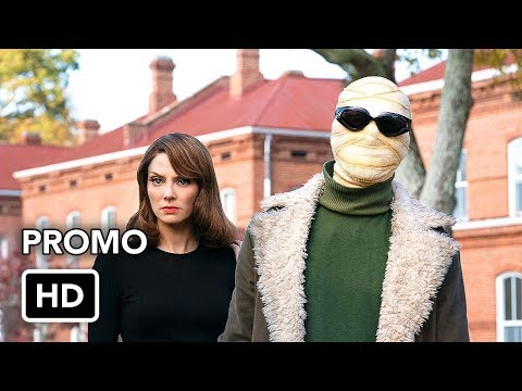 Doom Patrol preview: A blast from the past and a suspicious namedrop