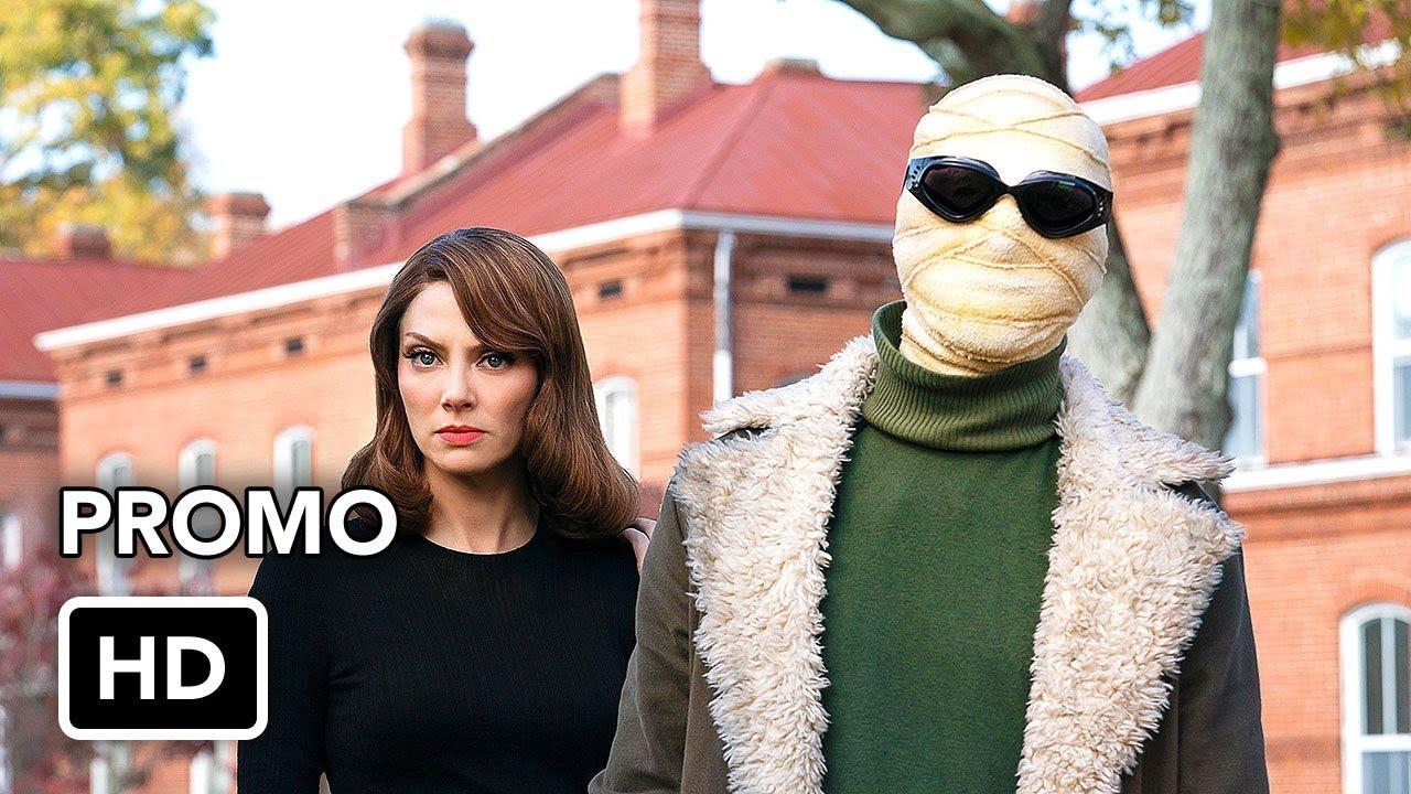 Doom Patrol 1x06 Promo Doom Patrol Patrol Hd Dc Superhero