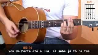 Vagalumes - Pollo (part. Ivo Mozart) (aula de violão)
