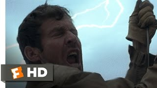 Flight of the Phoenix (2/5) Movie CLIP - Electrical Storm (2004) HD