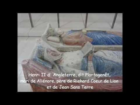 2011 France   Montsoreau, Visite Abbaye Royale de Fontevraud , Éléonore d