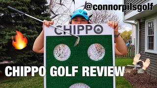 CHIPPO GOLF REVIEW | Connor Pils Golf