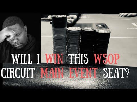 Poker Vlog 10: BATTLE for WSOP MAIN seat!
